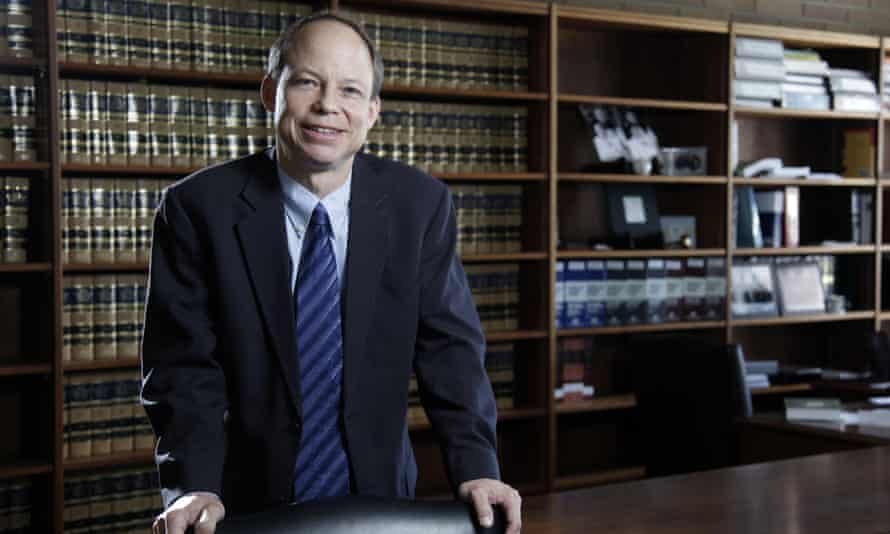 Judge Aaron Persky has faced backlash since sentencing Brock Turner to only six months in county jail for the three felonies.