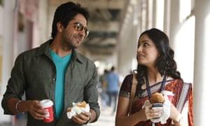 Vicky Donor (2012) starring Ayushmann Khurrana and Yami Gautam.