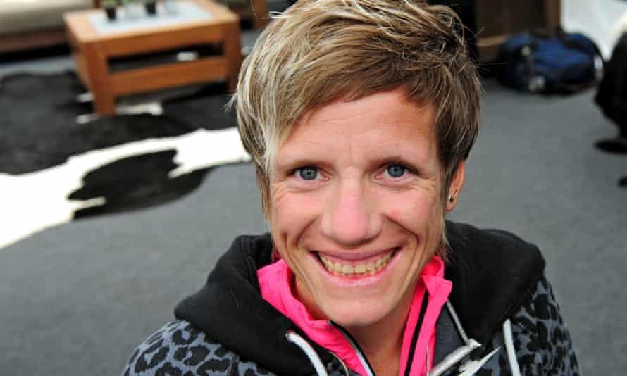 Marieke Vervoort, the 38-year-old Belgian Paralympian gold medallist