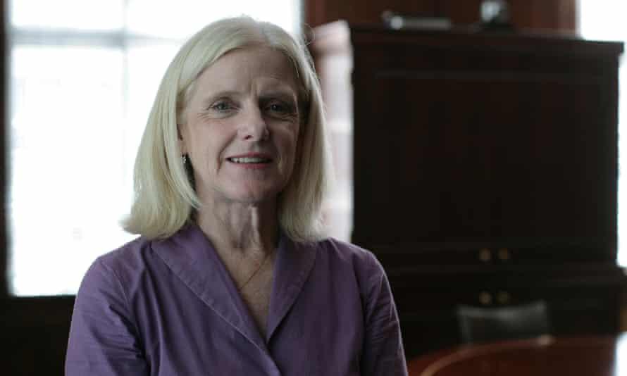 Janet Davies, general secretary of the Royal College of Nursing.