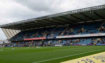 Millwall's Den, home since 1991, is no longer under threat and the Championship club are free to develop their own land.
