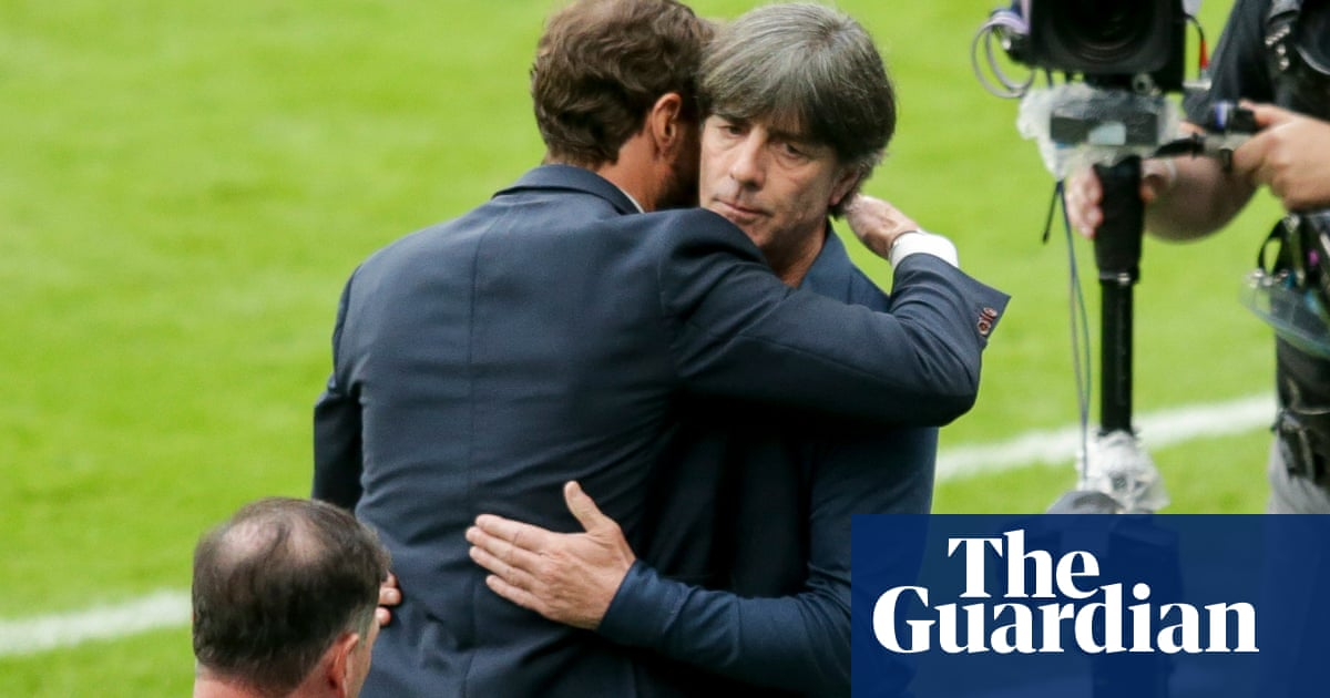 'A downward spiral that began in 2016': German media react to England's win