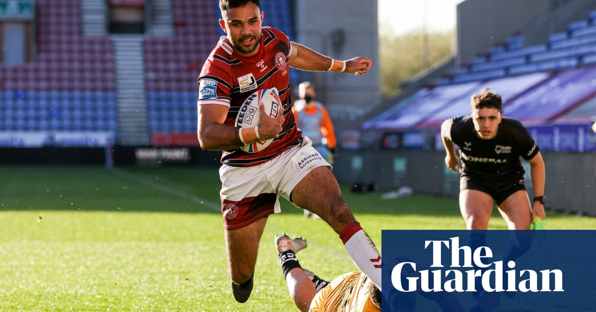 Wigan hand Castleford a French lesson as they extend unbeaten season run