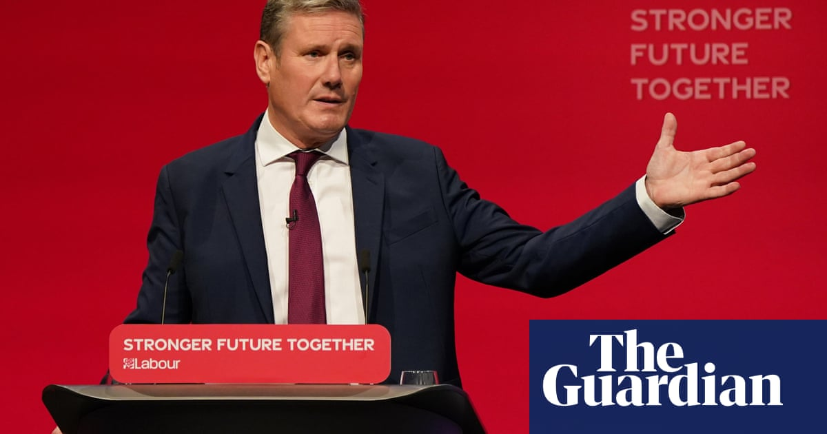Starmer's speech: what he said – and why