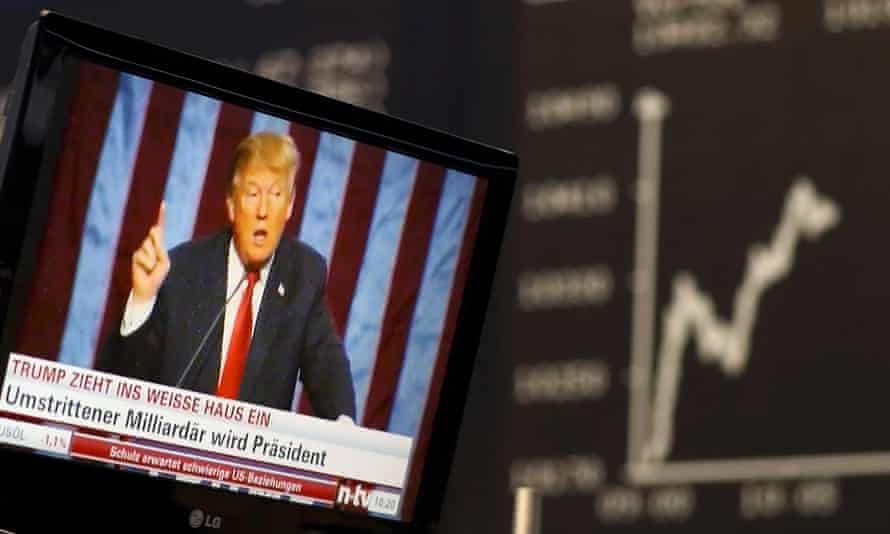 Donald Trump is likely to boost US growth – but his opposition to free trade threatens world economies.