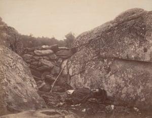 Gettysburg, July 1863.
