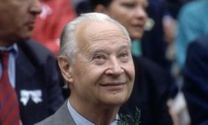Alexander Dubcek, 1991.