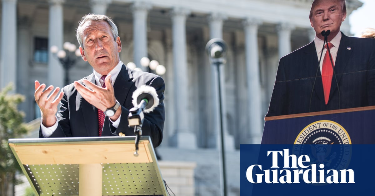 'I'm a citizen with no country:' Mark Sanford on turning against Trump and his party