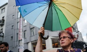 There is mounting concern among LGBTI activists in Turkey that their right to freedom of expression is being curtailed.