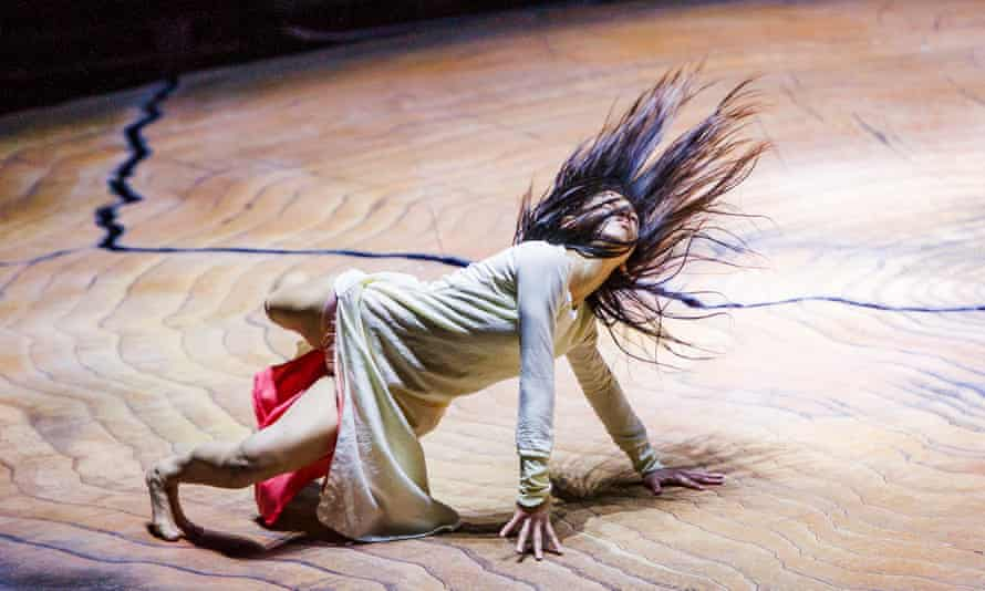 Ching-Ying Chien in Until the Lions at the Roundhouse in London