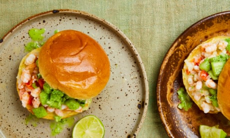From rarebit crumpets to prawn buns: Yotam Ottolenghi's sandwich recipes