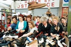 Sit Down Great Homer Street, 1992