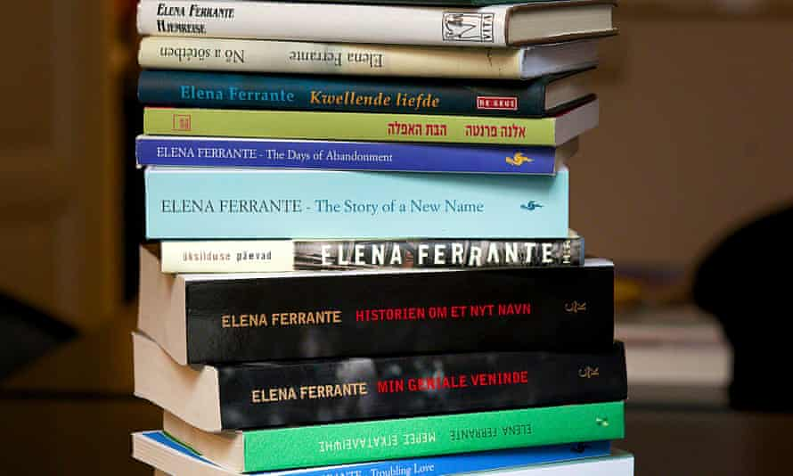 Ferrante has managed to find a massive global audience without flogging her physical self as an integral aspect of publication.
