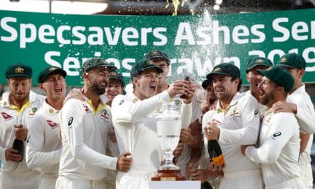 Ashes: Paine and Smith on the tied series as Australia keep the urn – video