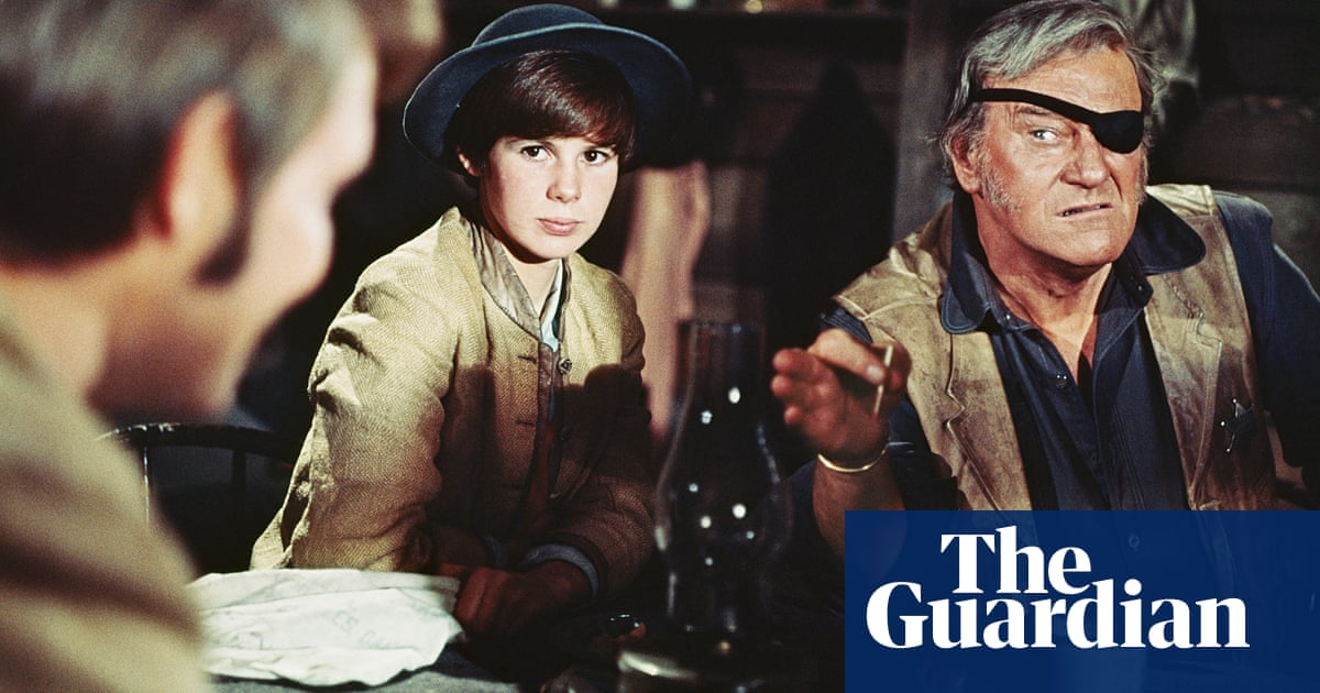 True Grit at 50: the throwback western that gave John Wayne his only Oscar