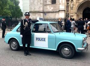 London, England Metropolitan Police commissioner Cressida Dick