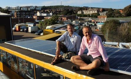 Will Cottrell and Tom Druitt