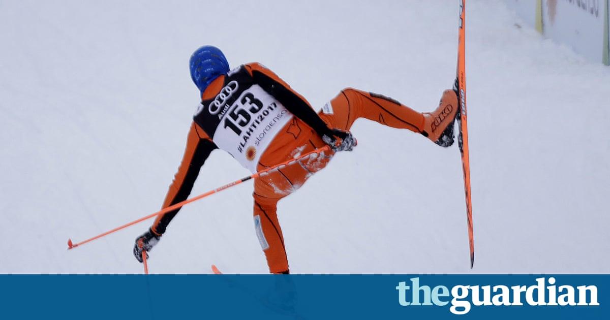'World's worst skier': how it went downhill for Adrian Solano, Venezuela's Eddie the Eagle