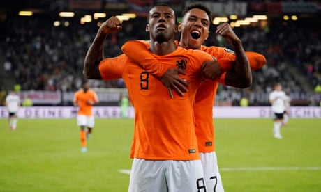 Euro 2020 qualifiers roundup: Malen and Netherlands stun Germany