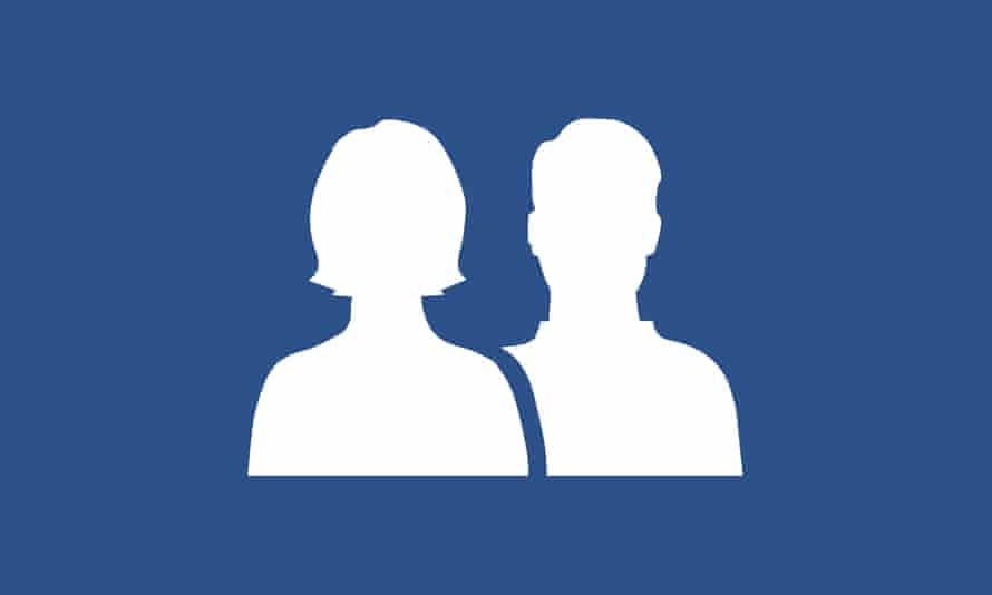 Facebook's new Friends icon.