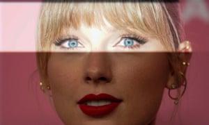 Defiant: Taylor Swift.