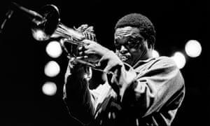 Hugh Masekela in 1980.
