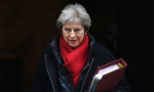 Theresa May held eight hours of talks with senior cabinet members at her country residence.