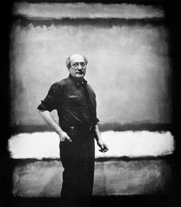 Mark Rothko, 1961.
