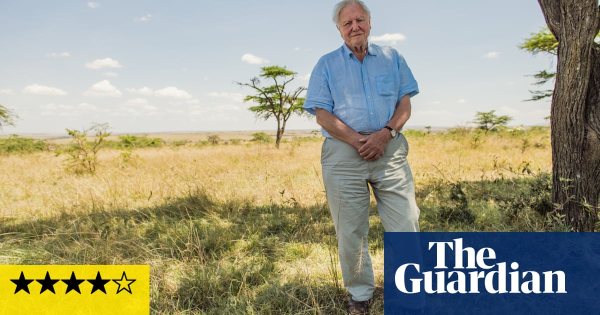 David Attenborough: A Life on Our Planet review – stark climate emergency warning