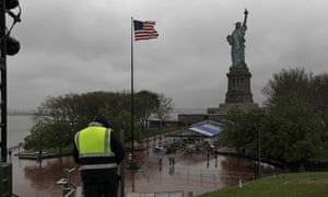 New York | Weather | The Guardian