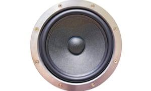 a hi-fi speaker