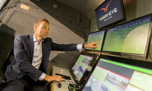 The video assistant referee technology was used on Wednesday in the Dutch cup tie between Ajax and Willem II Tilburg.