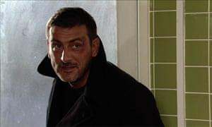 Chris Gascoyne as Peter Barlow in Coronation Street.