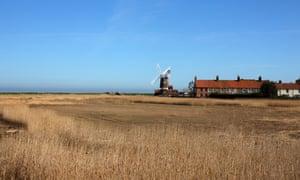Cley Windmill, Norfolk, UK