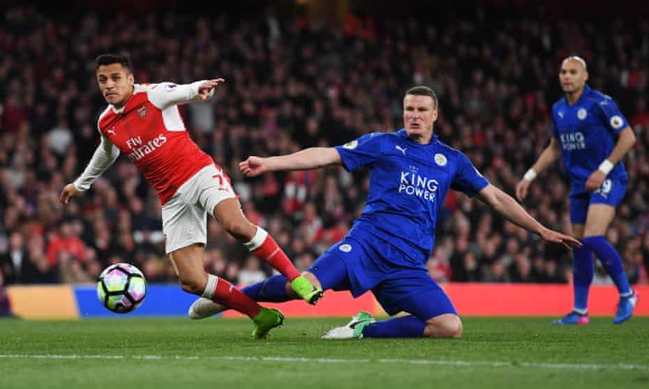 Arsenal v Leicester City on Sky Sports