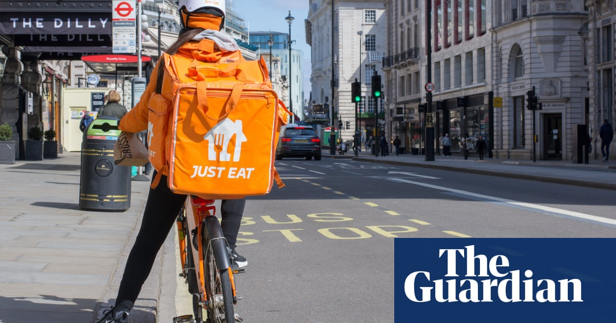 Just Eat to offer 1,500 Liverpool couriers minimum hourly rate and sick pay