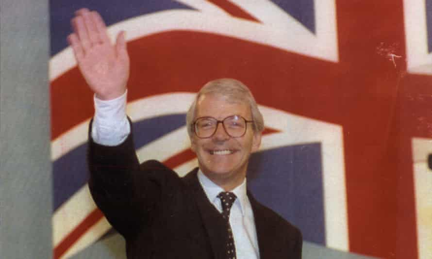John Major's anger at Eurosceptic members of the cabinet culminated in him calling them 'bastards' in an unguarded moment.