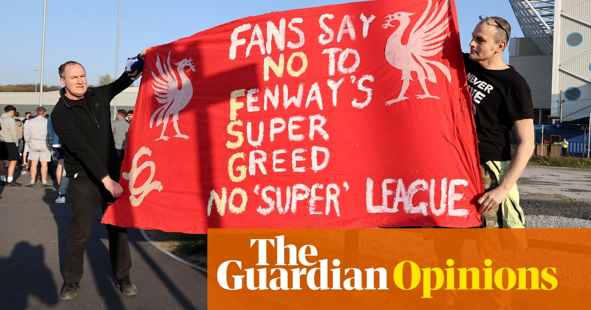 Power grab in a pandemic: how absence of fans gave greedy owners their chance | Barney Ronay