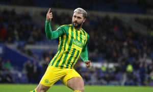 Charlie Austin is one of 17 players on the score sheet for West Bromwich Albion this season.
