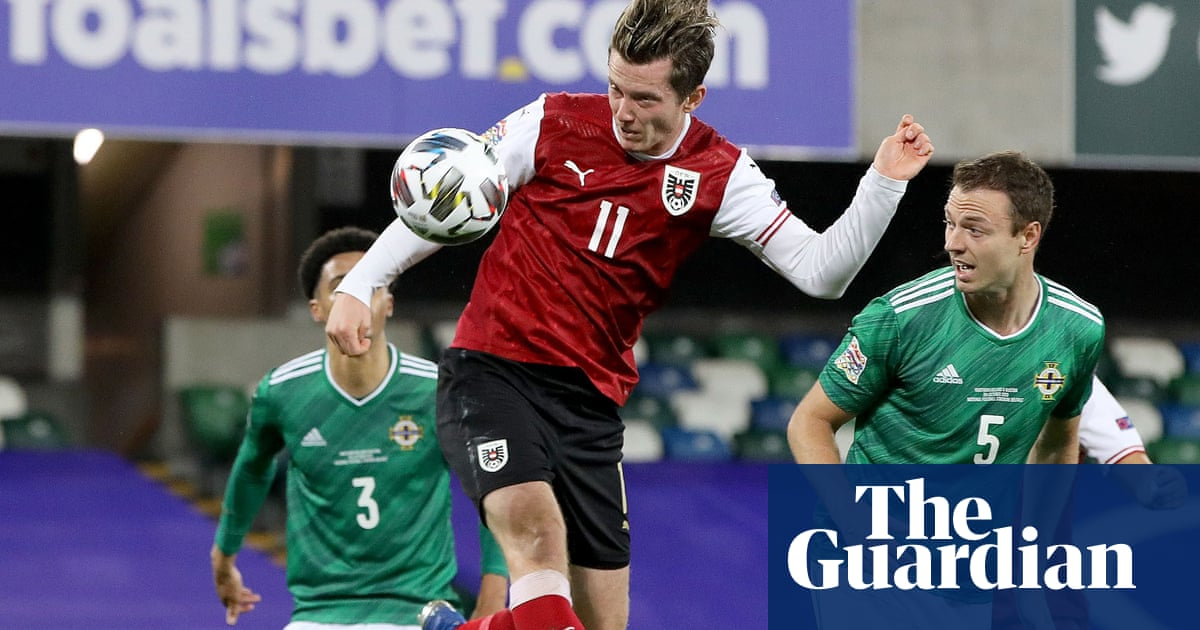 Northern Ireland slip to disappointing Nations League defeat by Austria