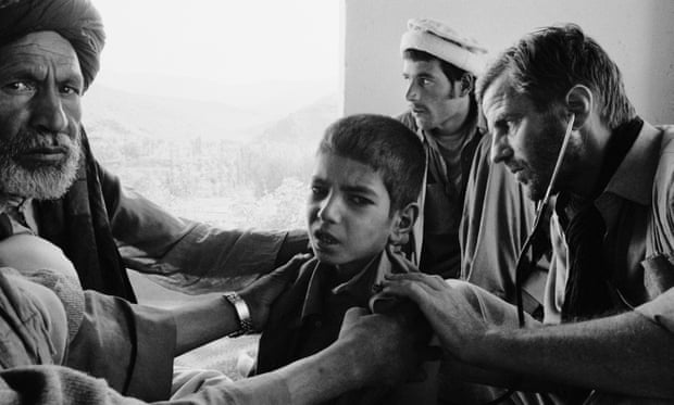 The bombardment of a hospital is a too-frequent 'accident'. It's also a war crime