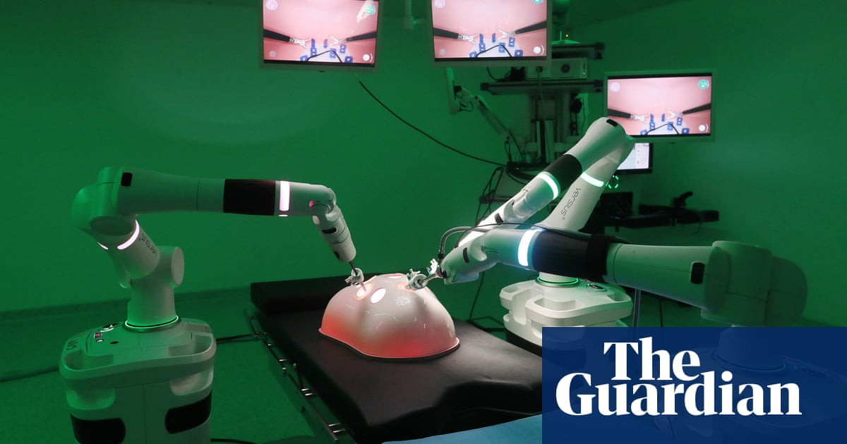 Cambridge firm targets medical robots boom – but will it stay British?