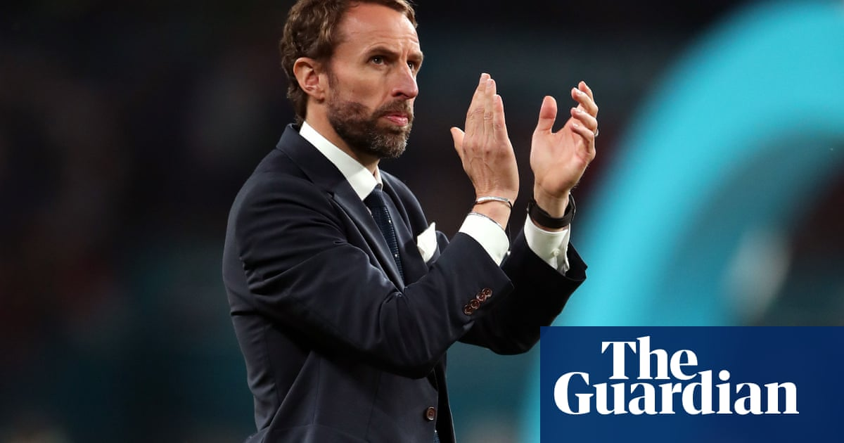 Gareth Southgate: I got more abuse for vaccine video than managing England