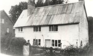 The Cottage in Wallington where George and Eileen Orwell lived