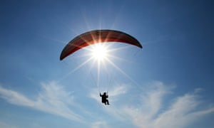 Both paragliders died following the mid-air crash in competition.