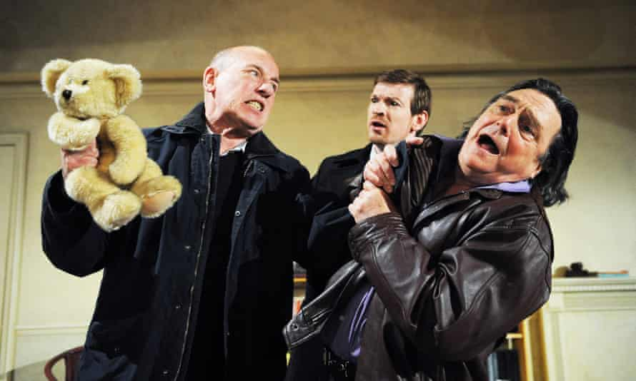 Ghosts and guilt … a 2011 production of Alan Ayckbourn's play; he has voiced a new audio version.