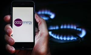 Co-op Energy customers claim that they are paying the price for the company's own incompetence.