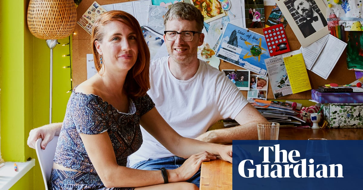 How we live together: the separated couple who share a home