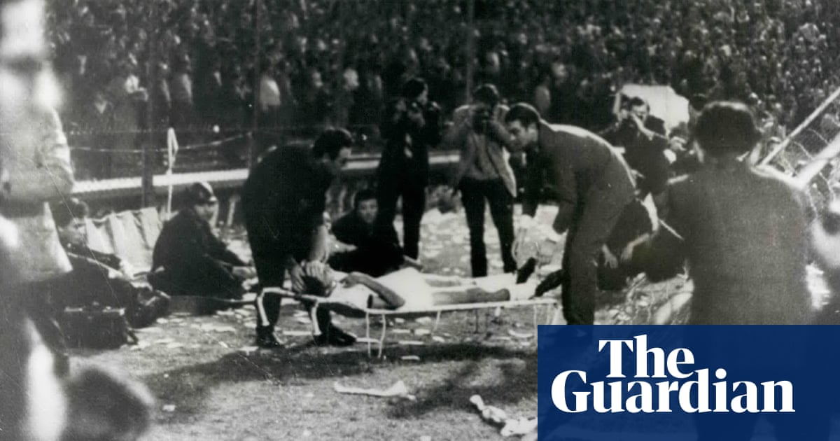 Three players jailed, one 'kidnapped': Estudiantes v Milan 50 years on