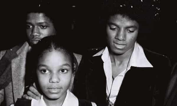 Michael and Janet Jackson in 1978.